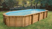 Les piscines en bois par Raviday