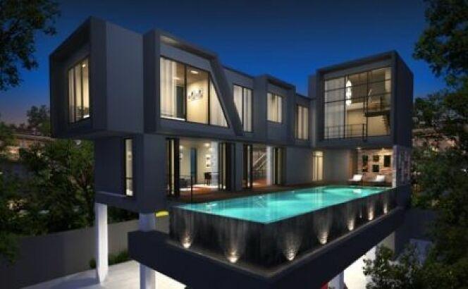 """Les piscines en kit acier ont l'avantage d'être solides et économiques.<span class=""""normal italic petit"""">© Aomarch - Fotolia.com</span>"""