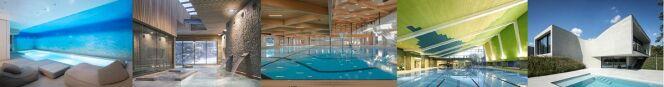 """les plus belles réalisations récompensées lors du concours Pool Vision<span class=""""normal italic petit"""">© Piscine Global</span>"""