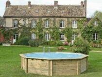 Prix d'une piscine en bois