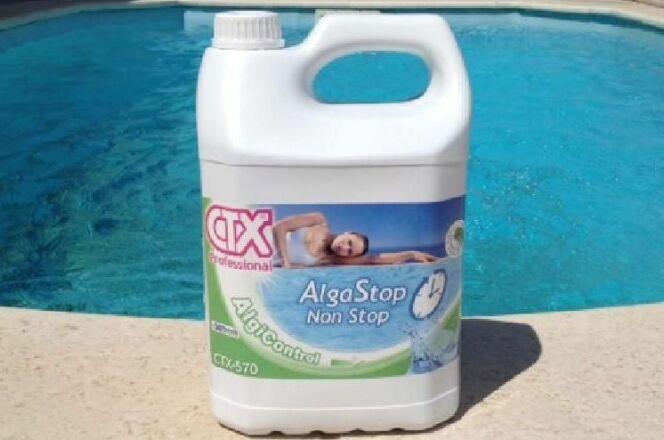 Les produits piscine super concentrés de CTX