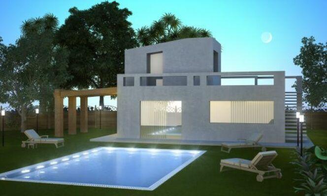 "Les projecteurs LED pour piscine <span class=""normal italic petit"">© megatronservizi - Thinkstock.jpg</span>"