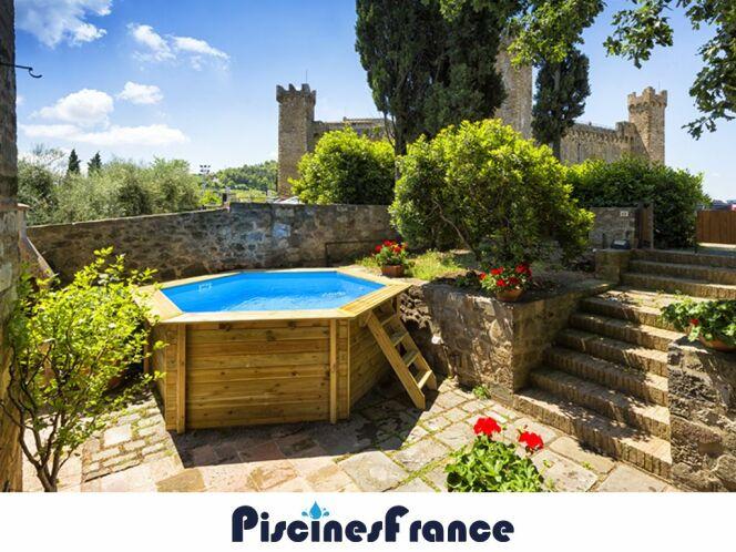 Les réalisations Piscines France© Piscines France