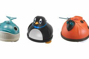 Les robots de piscine Whaly - Penguin - Magic Clean