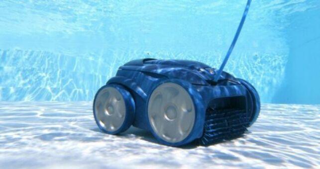 Les robots de piscine sur batterie