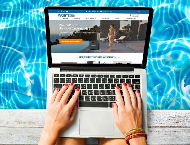 Les sites web Warmpool et Warmpac font peau neuve