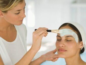 Les soins du visage au spa ou en institut