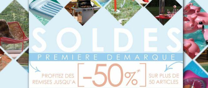 """Les soldes chez Desjoyaux : jusqu'à -50% sur une sélection de produits !<span class=""""normal italic petit"""">© Desjoyaux</span>"""