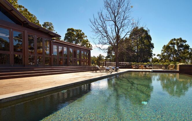 Les spas lauréats des Wellness Travel Awards 2016 © Gwinganna Lifestyle Retreat Australia
