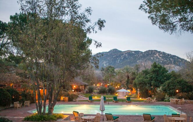Les spas lauréats des Wellness Travel Awards 2016 © Rancho La Puerta Mexico - CNtraveller