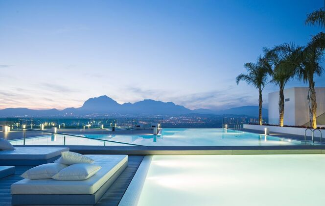 Les spas lauréats des Wellness Travel Awards 2016 © SHA Wellness Clinic, Spain