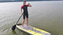 Les Stand Up Paddle Poolstar