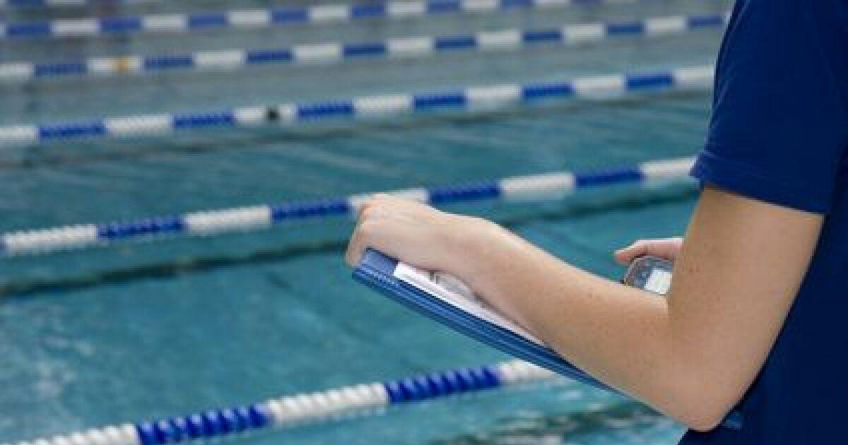 Les tests de l ecole de natation fran aise enf for Test de piscine