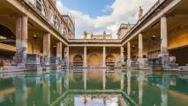 A la découverte des thermes de Bath