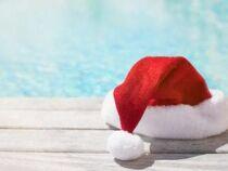 Les vacances de Noël à la piscine