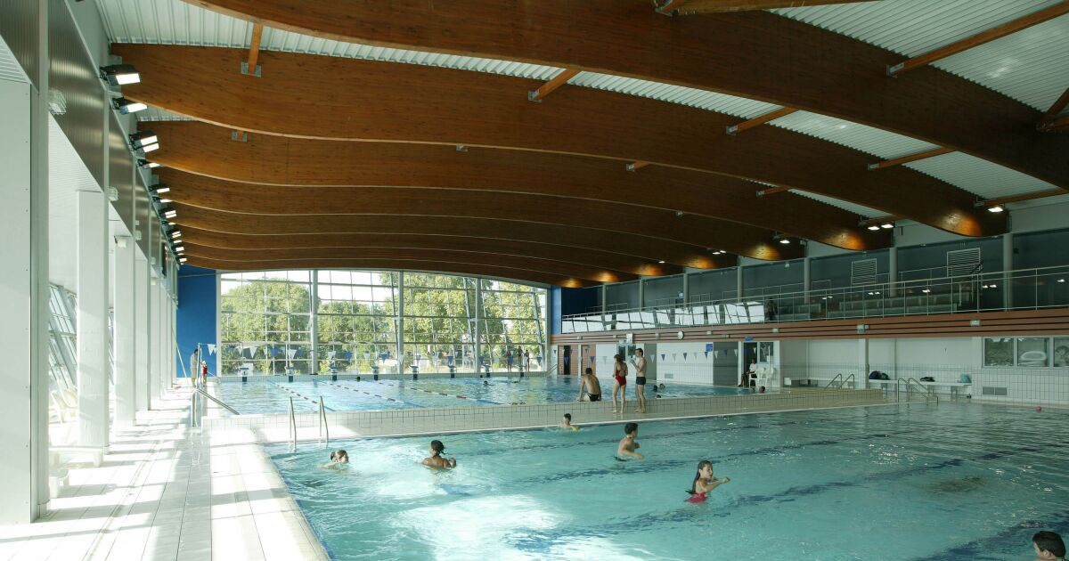 Centre aqualudique l 39 ovive piscine moulins horaires - Piscine de cesson horaire ...