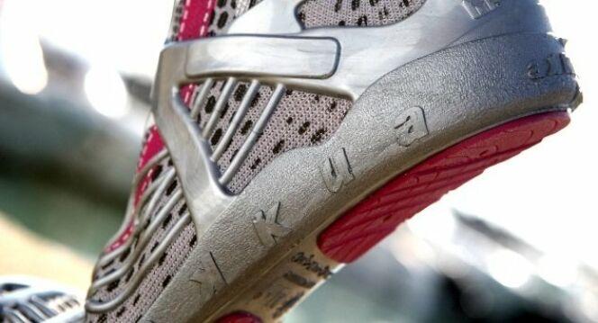 Les chaussures d'aquagym