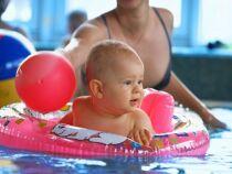 Les couches pour la piscine