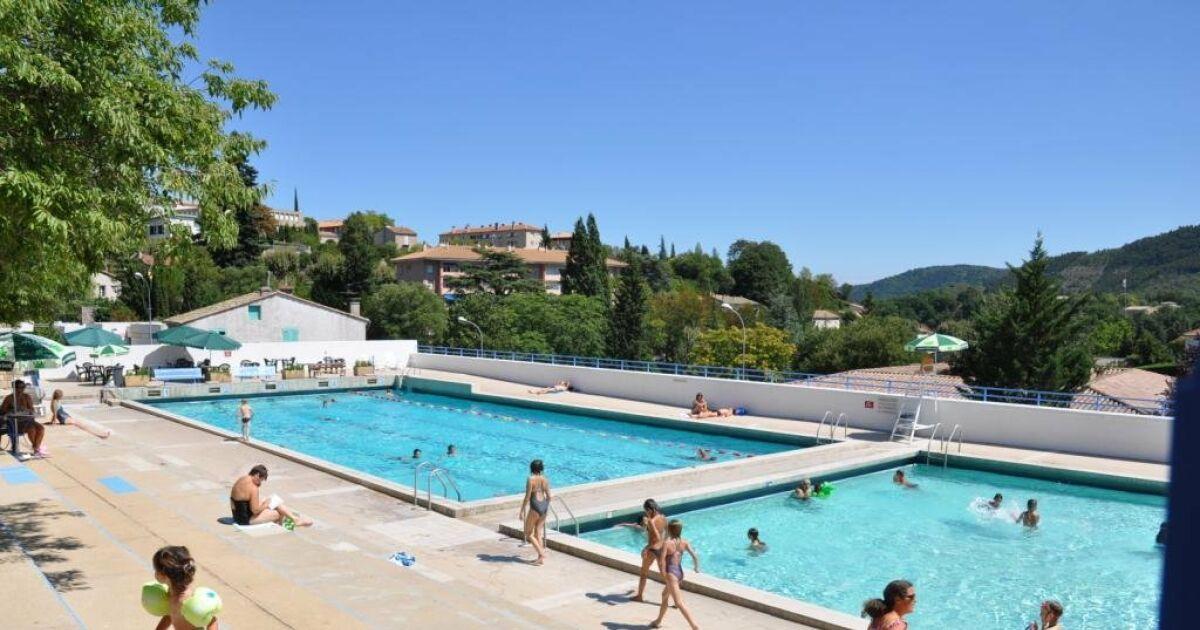Piscine de gratenas privas horaires tarifs et photos for Horaires piscine saint lo