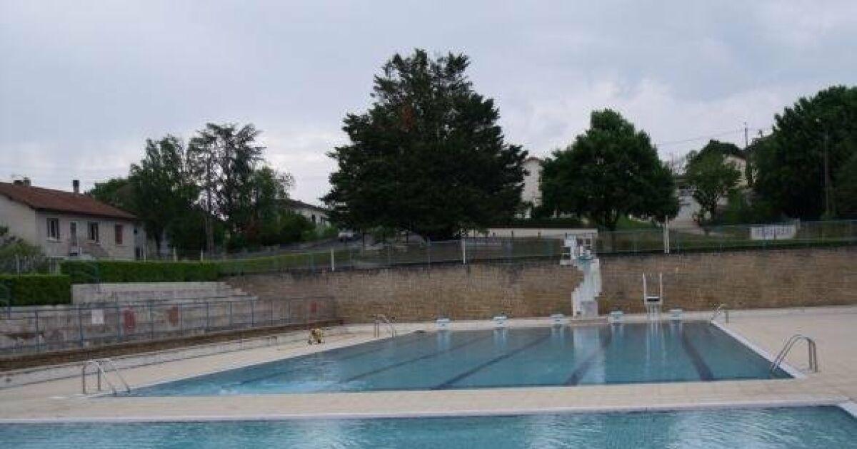 Piscine de pamproux horaires tarifs et photos guide for Horaire piscine montceau les mines
