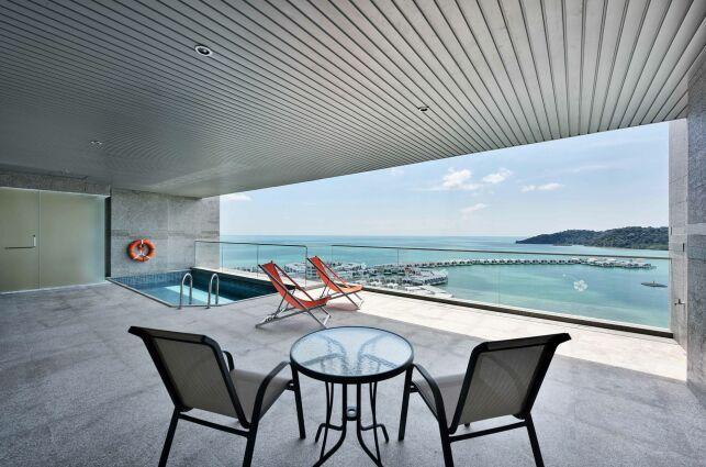 Lexis Hibiscus Port Dickson : l'hôtel aux 643 piscines