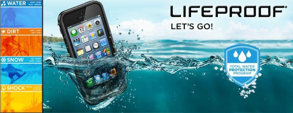 Lifeproof, les coques étanches pour smartphones© Lifeproof - rareus.com