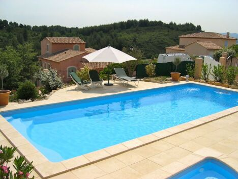 Ligne Azur, modèle de piscine Monte-Carlo