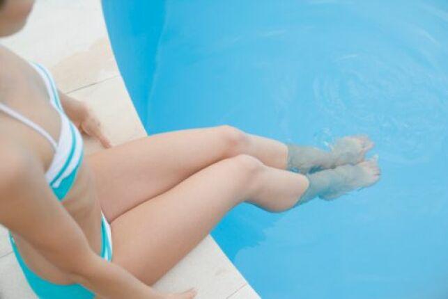 Liner de piscine : les précautions d'usage
