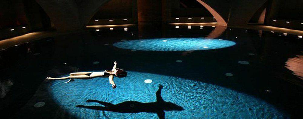 Liquid Room, l'un des spas les plus design d'Europe© Liquid Room - Openminded