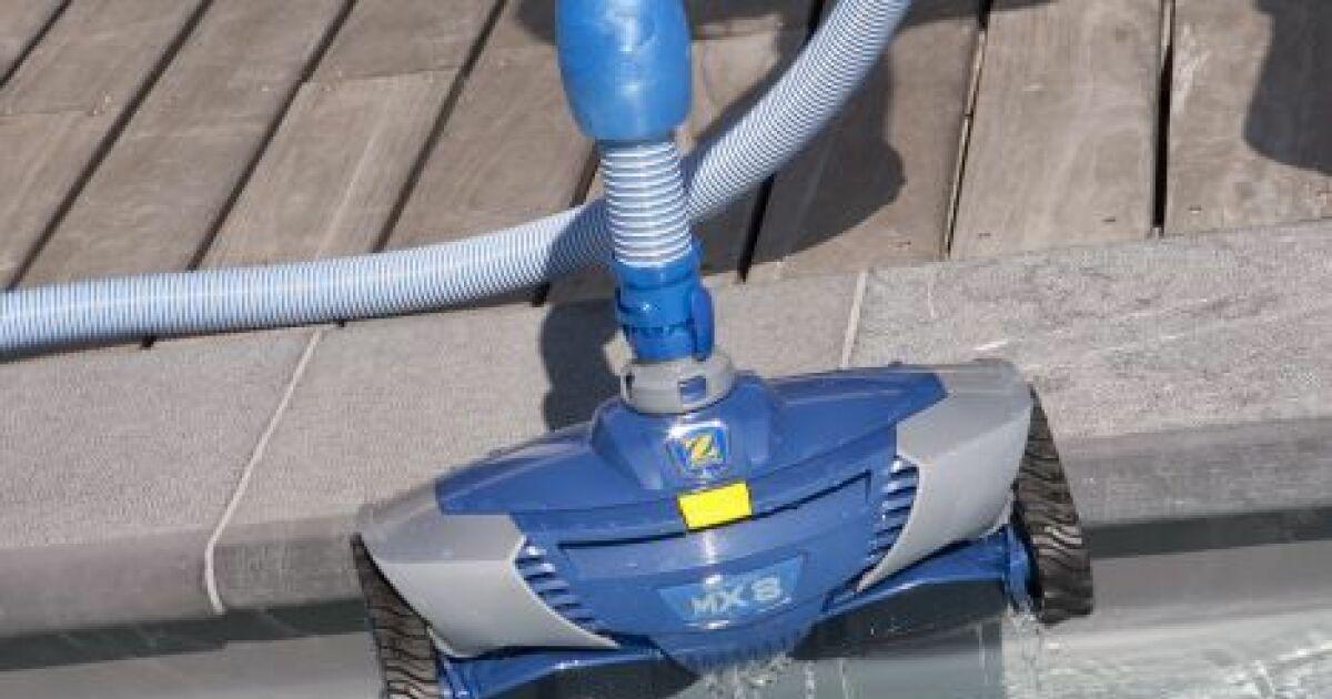 location de robot de piscine le bon plan
