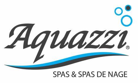 """Aquazzi, Spas et Spas de Nage<span class=""""normal italic petit"""">DR</span>"""