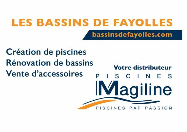 Piscine Les Bassins de Fayolles à Savigné, Pisciniste