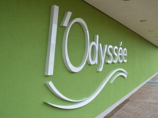 Logo façade