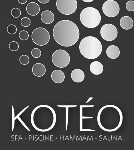 "Logo Société Kotéo Piscine, Spa, Spa de nage, Sauna, Hammam à Plouigneau<span class=""normal italic petit"">DR</span>"