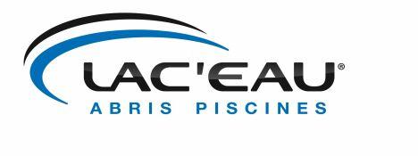 "logo entreprise lac'eau abri piscine <span class=""normal italic petit"">© lac'eau abri piscine</span>"
