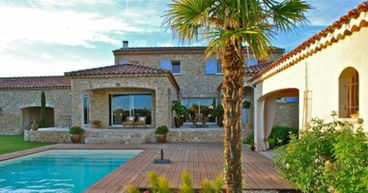 louer une maison avec une piscine