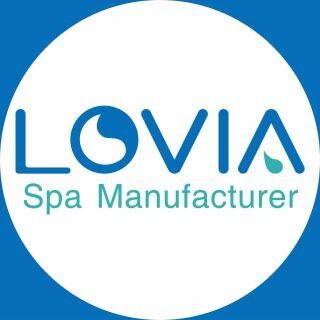 Logo Lovia Spas