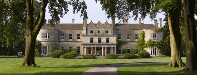 Lucknam Park Hotel - Wiltshire