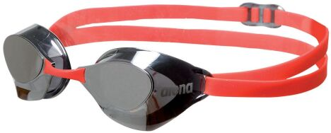 "Lunettes Aquaforce Mirror rouge Arena  <span class=""normal italic petit"">© Arena</span>"