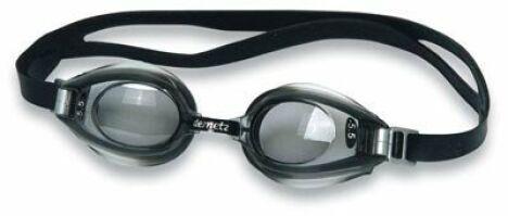 "Lunettes de natation Demetz master Jupe silicone<span class=""normal italic petit"">© Demetz</span>"