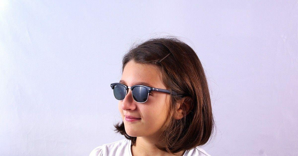 lunettes de soleil fille ray ban clubmaster junior noir t 2013. Black Bedroom Furniture Sets. Home Design Ideas