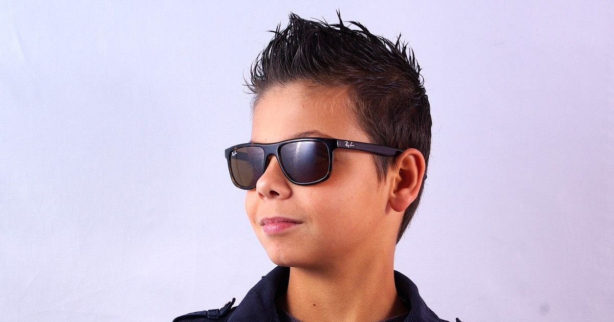 lunette bebe garçon ray ban