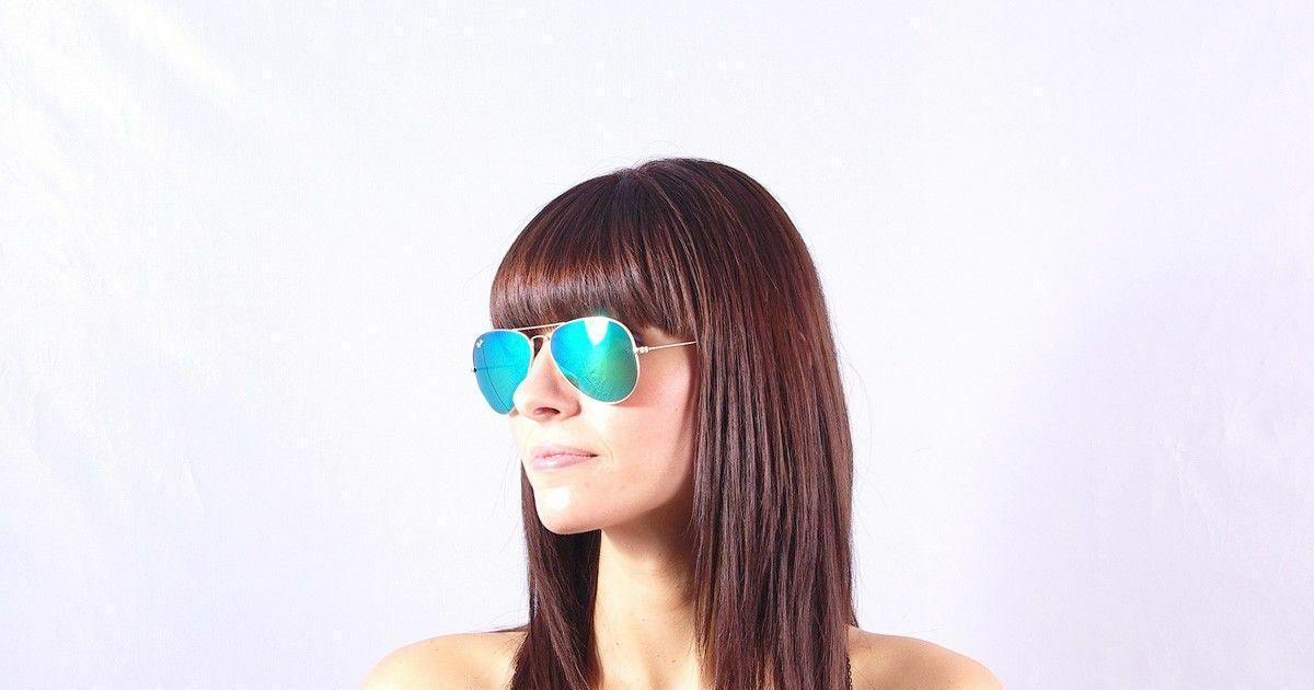 Verres ray ban aviator for Lunettes de soleil ray ban aviator miroir