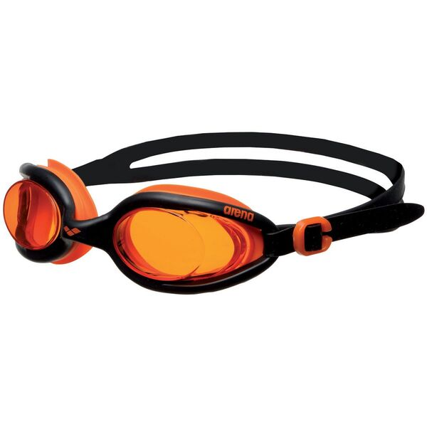 Lunettes natation piscine xflex orange noir arena - Lunettes de piscine correctrices ...