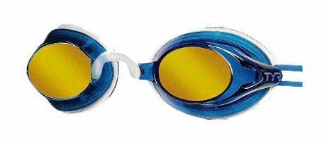 "Lunettes de piscine Metallic Ocean<span class=""normal italic petit"">© Tyr</span>"