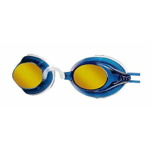 Lunettes de piscine miroir metallic ocean tyr - Lunettes de piscine correctrices ...