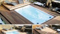 M'Water : un nouveau concept de piscine hybride par Aquilus