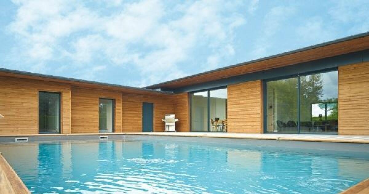Ma va extr me la piscine en bois tr s haut de gamme for Piscine haut de gamme