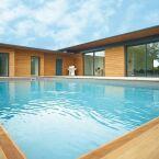 Maéva extrême : la piscine en bois très haut de gamme