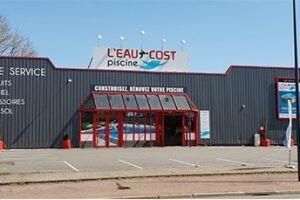 magasin L'Eau Cost Piscine à Nevers